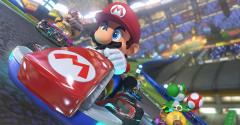 Wii U - Mario Kart 8 - The Sounds Resource