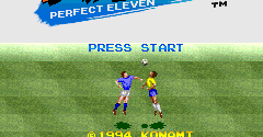 Jikkyou World Soccer: Perfect Eleven