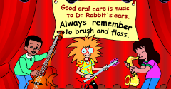 Join Dr. Rabbit's Band