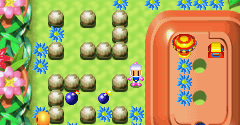 Bomberman Max 2: Blue / Red Advance