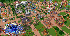 Roller Coaster Tycoon: Touch