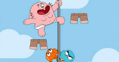 The Amazing World of Gumball: Sky Streaker