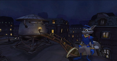 Sly Cooper & the Thievius Raccoonus