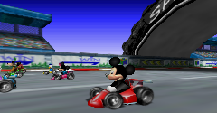 Nintendo 64 - Mickey's Speedway USA - The Sounds Resource