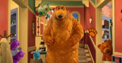 Bear in the Big Blue House: Bear's Sense of Adventure