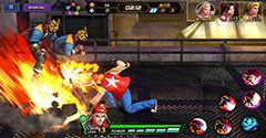 Mobile The King Of Fighters All Star The Sounds Resource