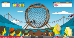 The Simpsons Movie Flash Games