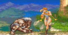 Super Street Fighter II (CPS-2)
