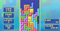 Tetris DS (Unreleased Prototype)