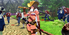 Onechanbara Origins