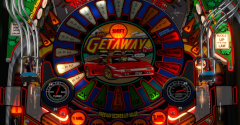 THE GETAWAY: HIGH SPEED II (Williams Pinball)